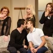 """Hugo Leboeuf : Le fils de Frank, gay pour """"Les Amazones"""" avec Sonia Dubois"""