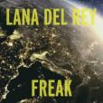 """Image du clip """"Freak"""" avec Lana Del Rey et Father John Misty - février 2016."""