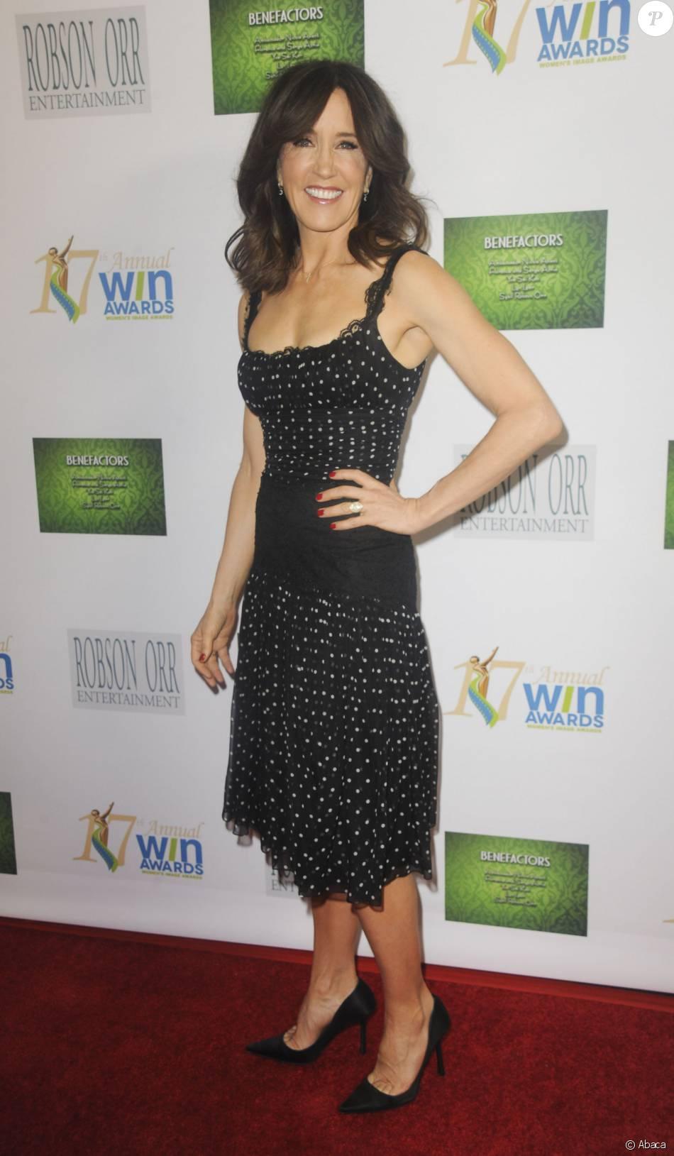 Felicity Huffman - 17e Women's Image Awards à Los Angeles, le 10 février 2016