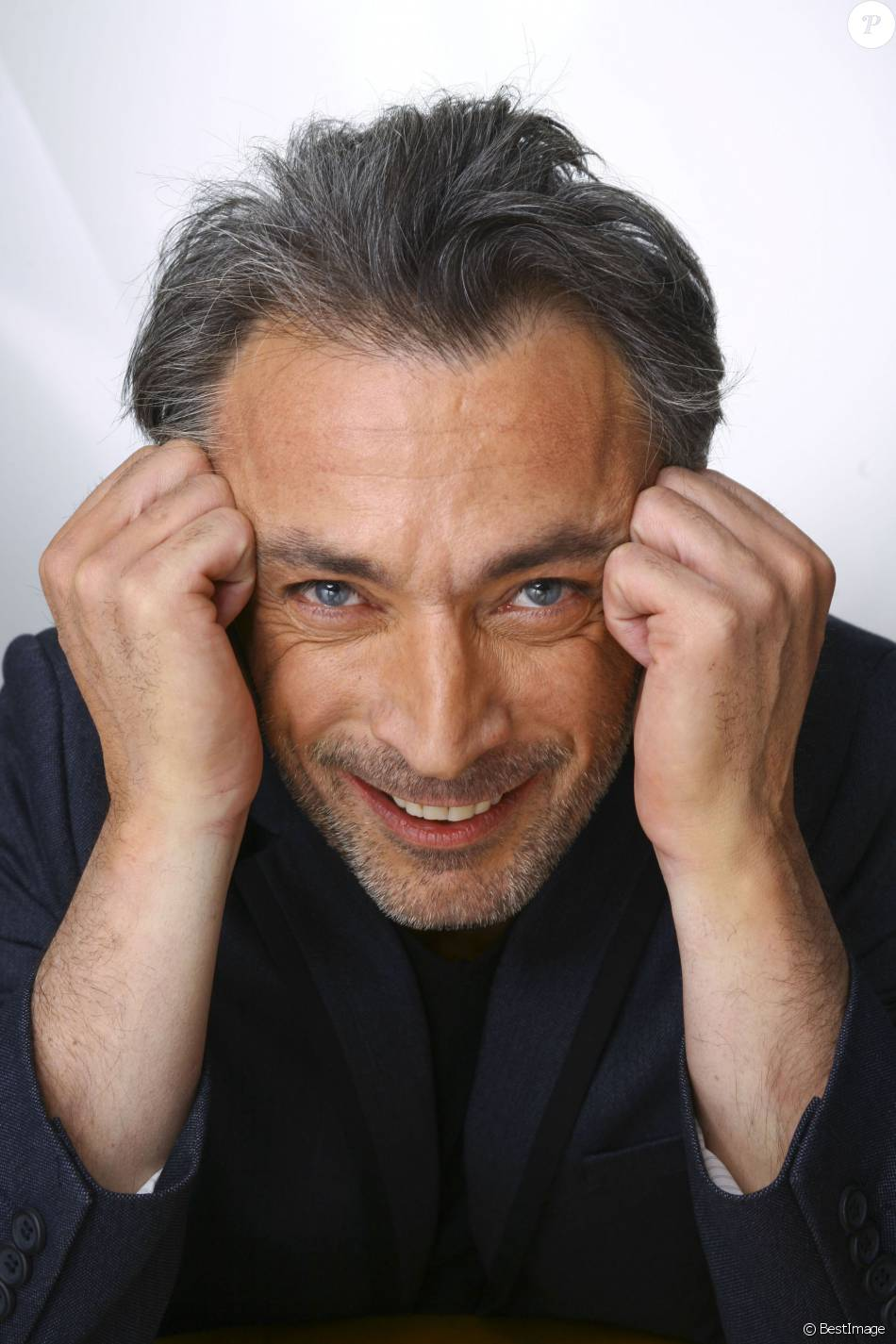 Portrait de Frederic Deban en 2013.