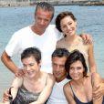 Le casting de Sous le soleil le 2 juillet 2003.