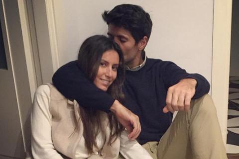 Fernando Verdasco et Ana Boyer: St-Valentin câline pour le tennisman et sa belle