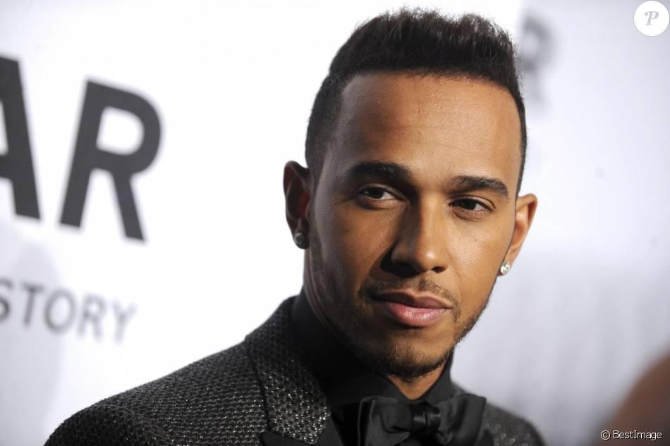 Lewis Hamilton - People au gala de l'amfAR à New York. Le 10 février 2016 10/02/2016 - New York