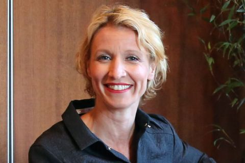 Alexandra Lamy : Bouleversée par les enfants de Marie-Laure Picat...