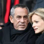 Thierry Ardisson et Audrey Crespo-Mara: Amoureux parmi les people pour PSG-Reims
