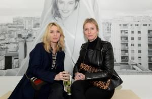 Anne Marivin, Sandrine Quétier, Karine Viard : Soirée mode entre L.A. et Paris