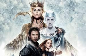 Le Chasseur et la Reine des Glaces : Chris Hemsworth face à un trio de bombes