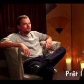 """Leonardo DiCaprio joue à """"Action ou vérité"""" pour Alessandra Sublet"""