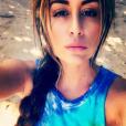 Anais Camizuli : Selfie à Hawaï. Février 2016.