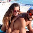 Malena Costa et Mario Suarez - 2016