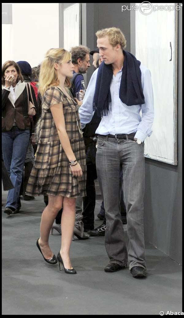 Emma Watson et Jay Barrimore