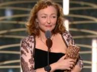 """César 2016 : Catherine Frot, """"Marguerite"""" flamboyante, triomphe en chantant"""