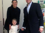 Victoria de Suède maman d'un petit prince Oscar : Toute la famille aux anges !