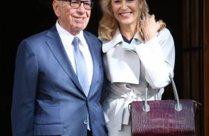 Jerry Hall mariée : Elle a épousé Rupert Murdoch !
