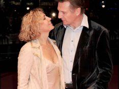 REPORTAGE PHOTO : Liam Neeson et sa femme Natasha Richardson, leur amour crève les yeux !