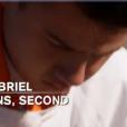 Gabriel, dans  Top Chef 2016  (épisode du lundi 6 mars 2016 sur M6).