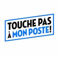 Le logo de  Touche pas à mon poste .