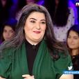La Valérie Bénaïm du  Touche pas mon poste  libanais.