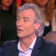 Gilles Verdez, dans  Touche pas à mon poste  sur D8, le jeudi 3 décembre 2015.