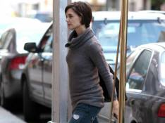 REPORTAGE PHOTOS : Katie Holmes... jette ce jean !