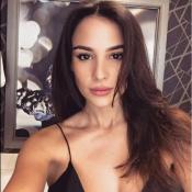 Jade Leboeuf : La fille de Frank Leboeuf pose seins nus !