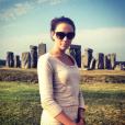 Aimee Ann Preston Schachter, la nouvelle petite amie de Steven Tyler, 39 ans plus jeune que lui. Photo publiée sur Facebook, le 23 juillet 2013.