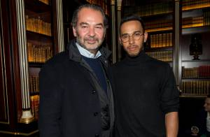 Lewis Hamilton: son dîner chic avec Anja Rubik et Barbara Palvin