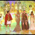 Sofia Essaïdi et la troupe de Cléopâtre en direct sur le prime