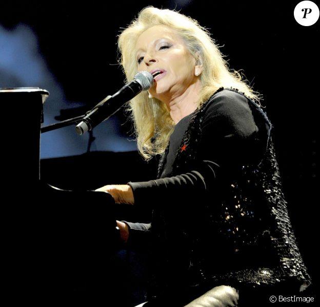 Veronique Sanson en concert à la Salle Pleyel le 21 decembre 2012