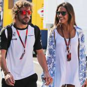 Fernando Alonso : Avec Lara Alvarez, c'est fini...