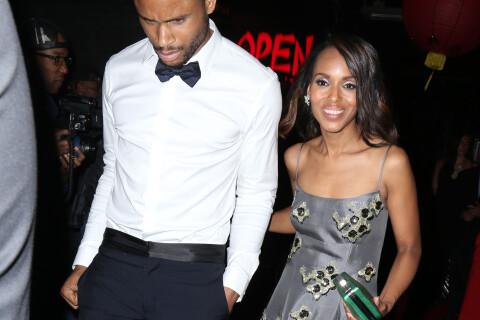 Kerry Washington et Nnamdi Asomugha au bord du divorce ? L'actrice s'exprime !