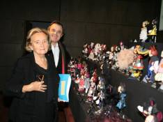 REPORTAGE PHOTOS : Bernadette Chirac... toujours très active !