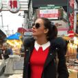 Marine Lorphelin au Japon, le 5 mars 2016.