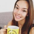 Marine Lorphelin s'affiche sans maquillage sur Instagram