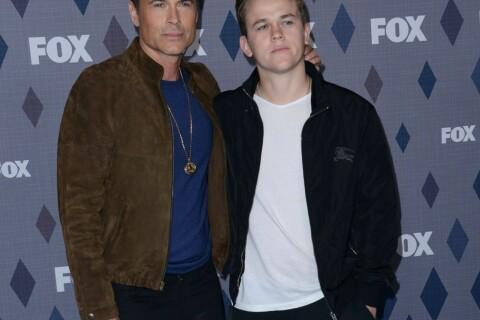 Rob Lowe : Sexy de père en fils