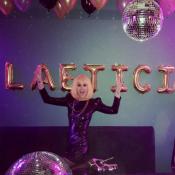 Laeticia Hallyday : Ambiance disco pour une soirée d'anniversaire inoubliable