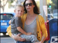 REPORTAGE PHOTOS : Liv Tyler fuit New York avec... son fils !