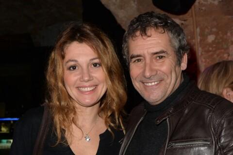 Chris Marques et Manuel Gélin avec leurs chéries pour une fête pleine de bulles