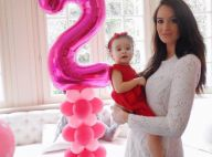 Jade Foret : Grande fête pour les 2 ans de Mila et belle déclaration d'amour