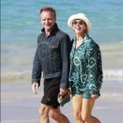 Sting et Trudie Styler : En couple depuis 30 ans... et toujours aussi amoureux !