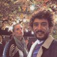Laure Manaudou et Jérémy Frérot - Photo publiée le 17 octobre 2015