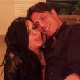 Giuseppe (QVEMF) et Laura, le 27 mars 2016 à Mougins.