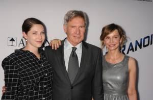Harrison Ford : Son geste touchant pour soigner Georgia, sa fille malade