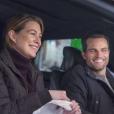 Scott Elrod incarne Will Thorpe dans la saison 12 de Grey's Anatomy. Ici avec Meredith (Ellen Pompeo)
