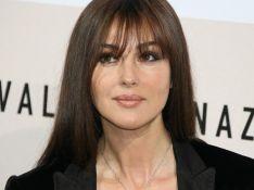 REPORTAGE PHOTOS : Monica Bellucci... juste sublime sur le tapis rouge italien, sublime, c'est tout !