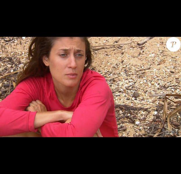 "Laureen - ""Koh-Lanta 2016"", épisode du 18 mars 2016, sur TF1."