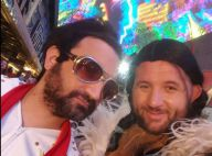 Cyril Hanouna en Elvis, Camille Combal en caleçon : Photos hilarantes à Vegas