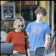 Meg Ryan et son fils Jack Henry