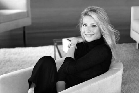 Gwyneth Paltrow : Ambassadrice de bonne volonté pour Frédérique Constant