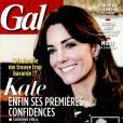 Magazine Gala en kiosques le 6 avril 2016.